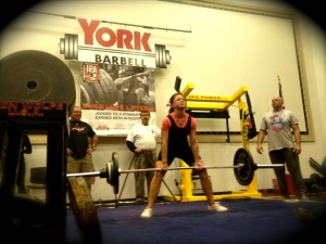 York Barbell PL Competition